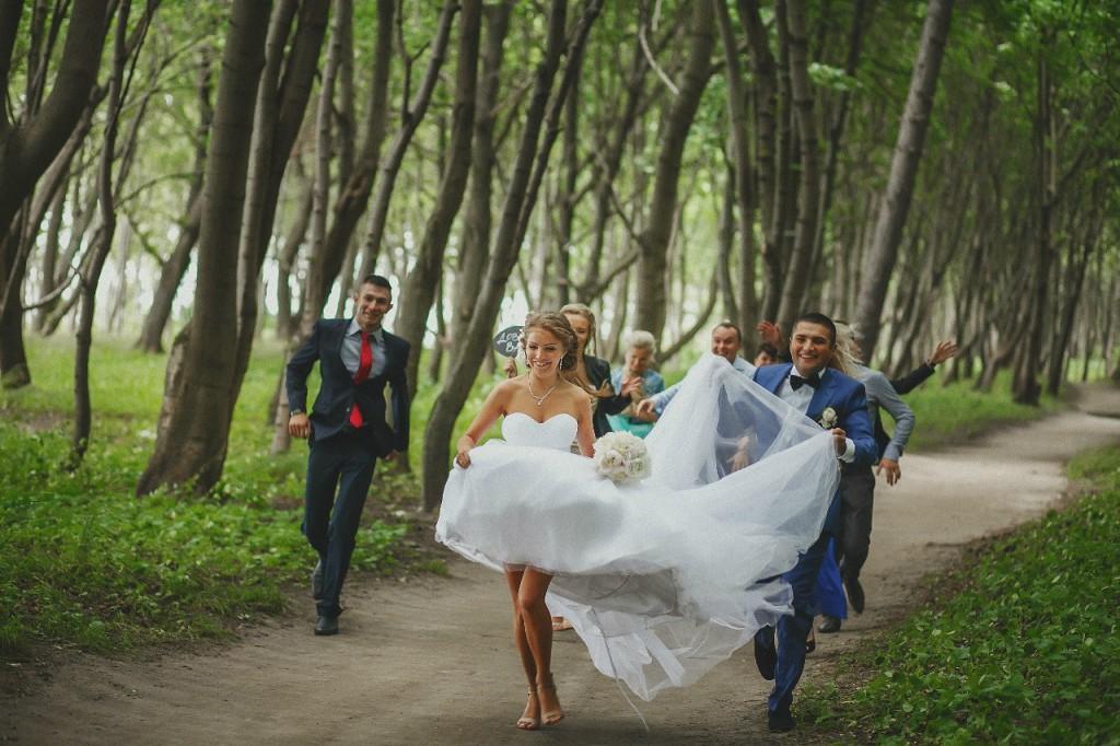 свадьбапрогулка